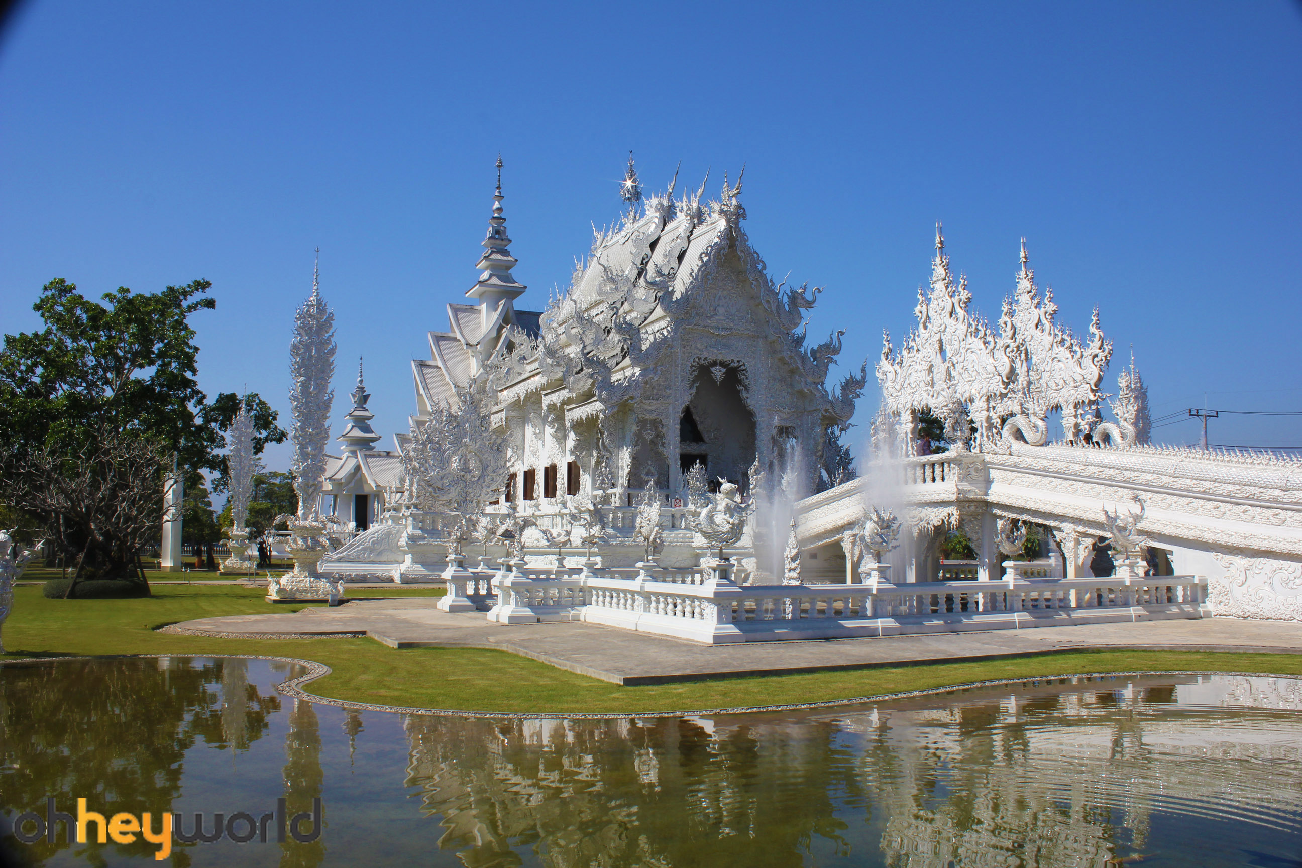 White Temple - The Main Temple