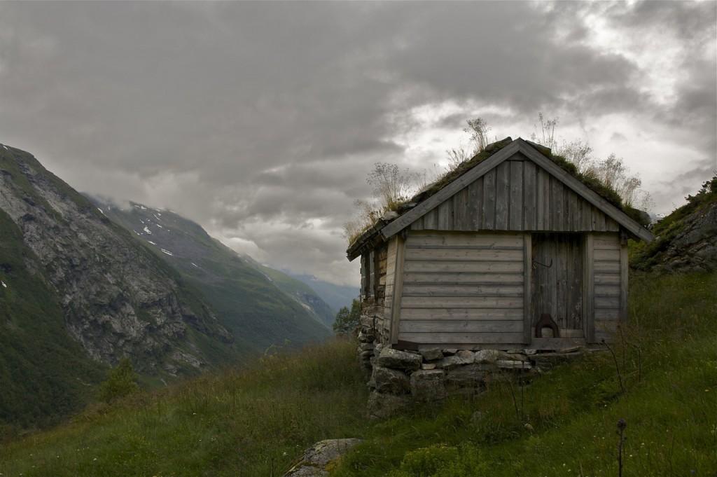 Sod Hut