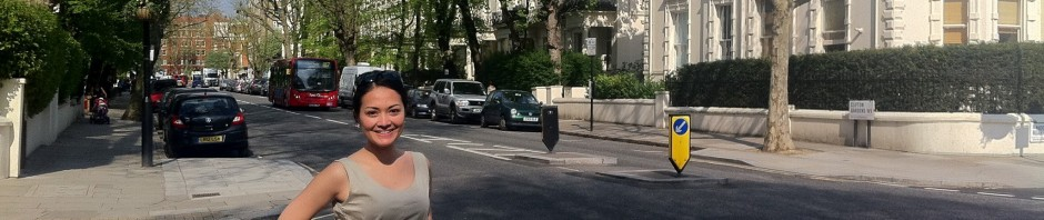 Anna in London