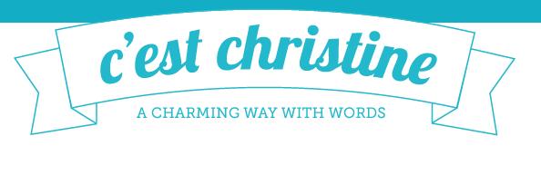 cest christine redesign