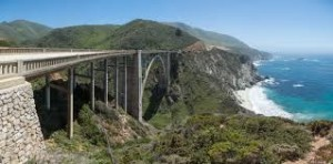 lost coast bixby bridge