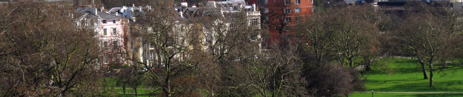 Primrose Hill is a classic run near many London hotels