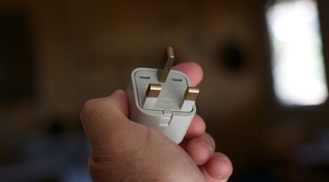 Staying across the pond at a hotel in London? Be sure you have the right power adapter to charge all your devices.