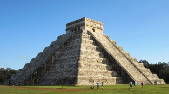 Many Cancun hotels offer excursions to Chichen Itza